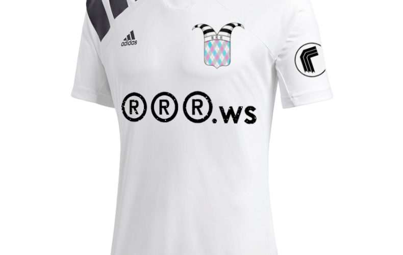 Adidas 2017 3R FC Jersey (GAME)